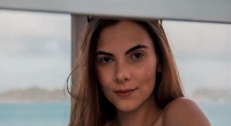 Jeane Fagundes, jovem atropelada em Balneário Camboriú