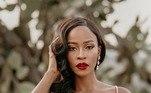 Miss Grã-Bretanha:Jeanette Akua, 29 anos