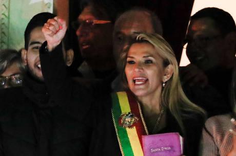 Morales criticou posse de Añez como presidente