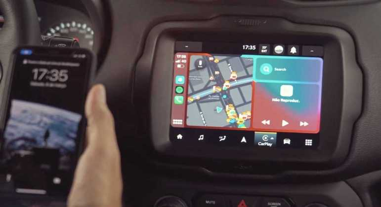 O novo pacote de conectividade permitirá que o usuário controle funções do carro por smartphone ou smartwatch.