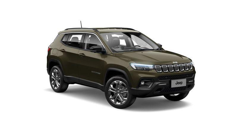 Interessado em adquirir o novo Jeep Compass terá que pagar R$ 3.000 para confirmar a reserva