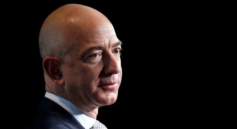 Jeff Bezos é considerado a segunda pessoa mais rica do mundo, atrás de Elon Musk