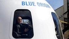 Lance de US$28 mi vence leilão para viagem espacial com Jeff Bezos