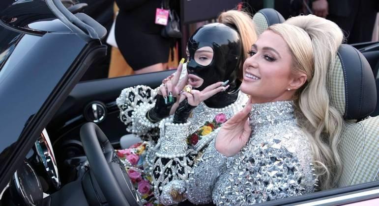 Jeff Kravitz/MTV VMAs 2021/Getty Images