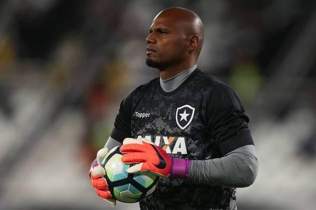 Jefferson: 459 jogos pelo Botafogo