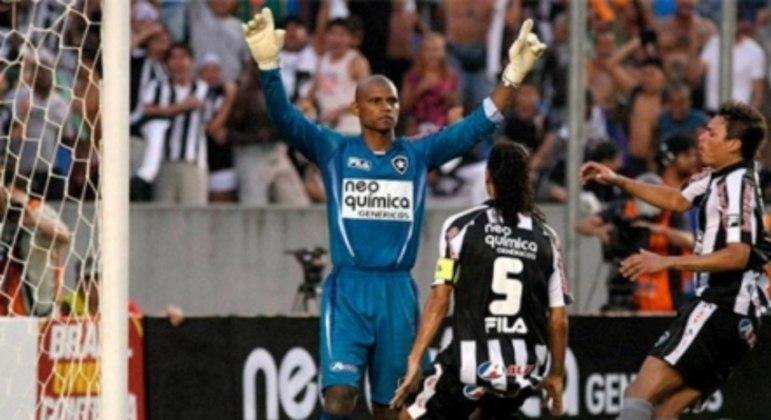 Jefferson - Botafogo (Galeria)
