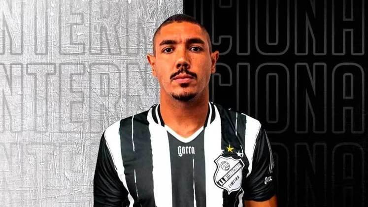Jefferson - O terceiro goleiro do Audax de 2016 foi contratado pela Inter de Limeira, após passar por Audax-RJ, Bangu e Guarani