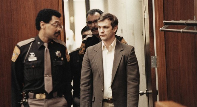 Jeffrey Lionel Dahmer matou 17 homens e meninos entre 1978 e 1991