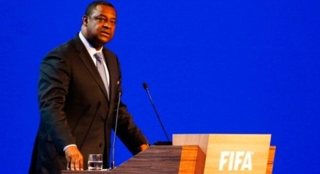 Jeffrey Webb perdeu apelação para diminuir multa milionária imposta pela Fifa