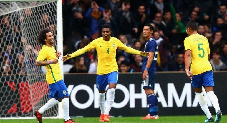 Jemerson já passou pela Seleção Brasileira. E faz parte dos jogadores observados por Tite