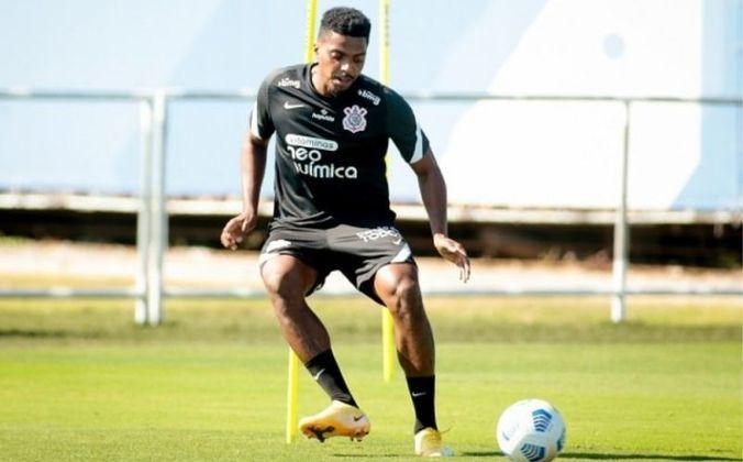 Jemerson (29 anos) - Zagueiro - Sem time desde julho de 2021 - Último clube: Corinthians - Valor de mercado: 3 milhões de euros (R$ 18,6 milhões)