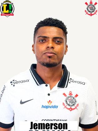 JEMERSON – 5,0: Falhou na jogada que resultou no gol da Ponte Preta.