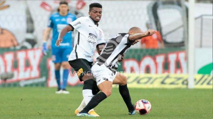 Jemerson: eleito melhor zagueiro na Seleção do Craque do Brasileirão de 2015, Jemerson teve seu contrato rescindido pelo Corinthians na metade de 2021, e agora busca um novo clube.