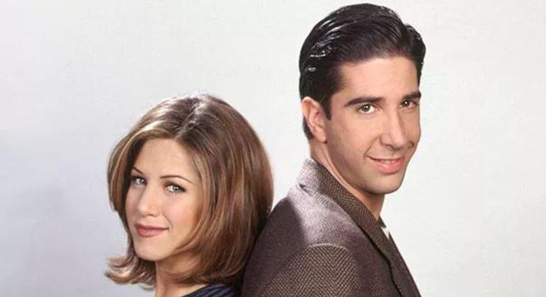 Atores teriam se reaproximado após as gravações do especial de 25 anos da série 'Friends'