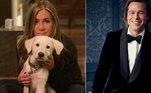 Jennifer Aniston e Brad PittCasados de 2000 até 2005, Jennifer Aniston e Brad Pitt teriam superado as diferenças após os 16 anos do divórcio. No ano passado, eles se reencontraram para um trabalho e, segundo Jennifer contou no programa de Howard Stern, não houve nenhum constrangimento: 'Foi absolutamente divertido. Brad e eu somos 'parças', somos amigos. A gente se fala, e não há nada de estranho, exceto por quem estivesse assistindo que queria que existisse ou que presumia que existia'. O ex-casal teria começado a se reconectar em 2019, no aniversário de 50 anos de Aniston. De acordo com o jornal Mirror, a atriz até teria ajudado o ex, e agora amigo, a escolher um novo cachorrinho