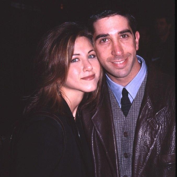 Atores interpretavam Rachel e Ross, um querido casal da série 'Friends'