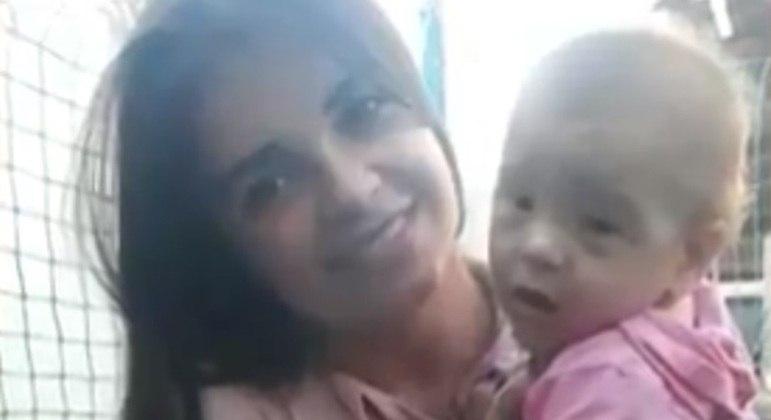 Laudo apontou que morte da mãe pode ter sido causada por estrangulamento