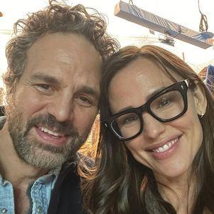 Mark Ruffalo e Jennifer Garner