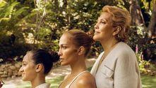 Jennifer Lopez é clicada com mãe e filha e ganha elogios