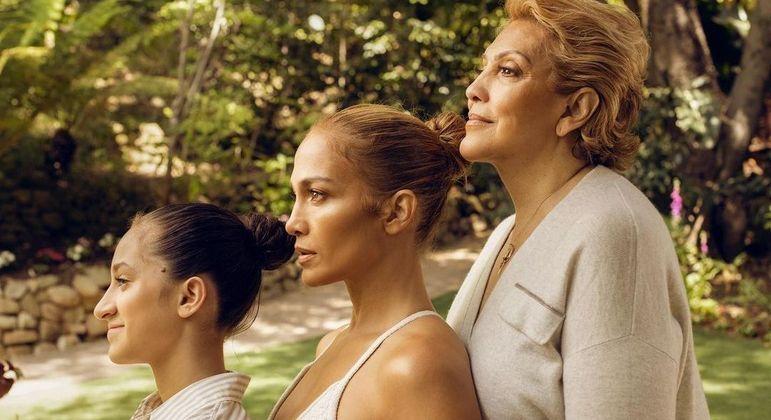 Emme, Jennifer e Guadalupe
