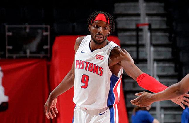 Jerami Grant - 27 anos - Ala do Detroit Pistons - Estreante em Olimpíada