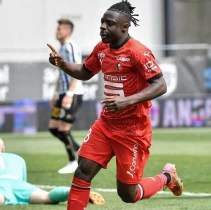 Jérémy Doku: Rennes - 19 anos - atacante