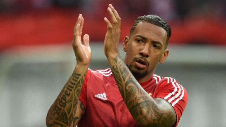Jérôme Boateng (32 anos): zagueiro - Último clube: Bayern de Munique - Valor de mercado: 8,5 milhões de euros.