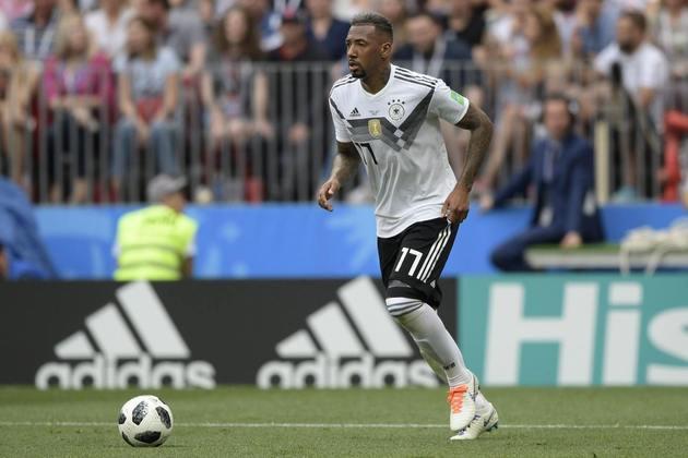 Jérôme Boateng (Alemanha) - fora por opção do treinador