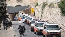 Israel acusa Hamas de provocar tumultos em Jerusalém