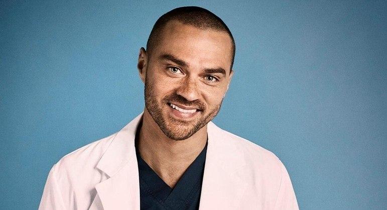 Jesse Williams deixa 'Greys Anatomy' na 17ª temporada