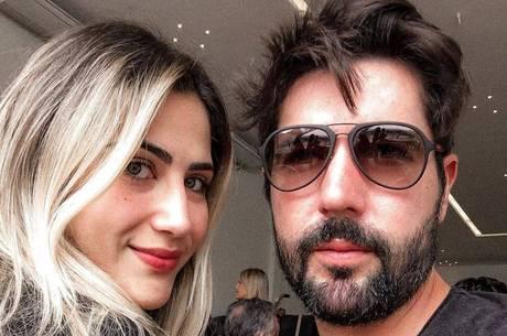 Jéssica e Sandro se casaram em 2019