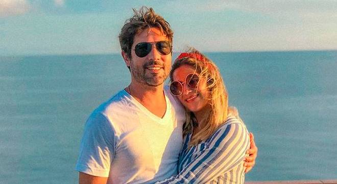 Jéssica e Sandro ficaram juntos por cinco anos