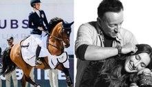 Filha de Bruce Springsteen vai disputar os Jogos Olímpicos
