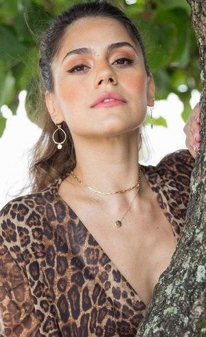 """Jessika Alves, vilã em """"Gênesis"""""""