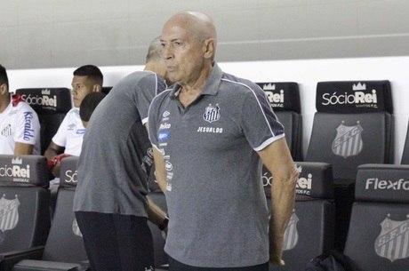Jesualdo ficou satisfeito com desempenho da equipe