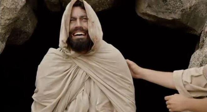 Cena mostrou um dos milagres mais conhecidos de Jesus