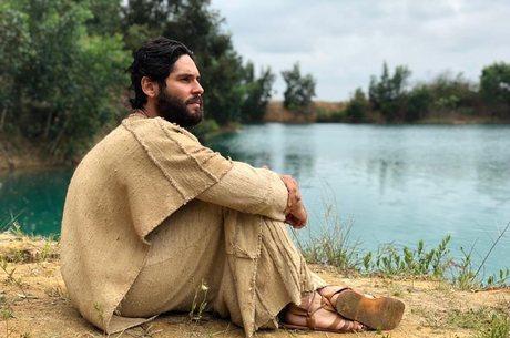 'Jesus' faz sucesso na Record TV