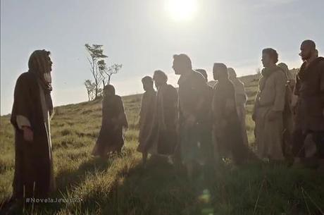 Jesus se reúne com os apóstolos