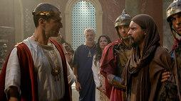 Nesta terça, Pilatos ameaça Barrabás e exige saber onde está Maria Madalena ()