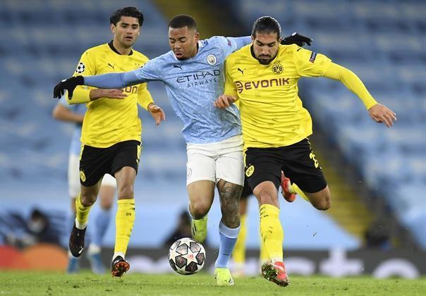 Jesus, Gabriel Jesus, City, Manchester City, Dortmund