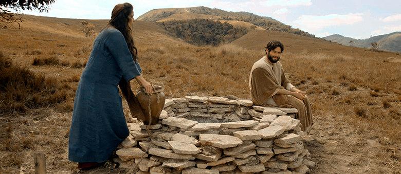 Jesus diz que a Mulher Samaritana não terá mais sede