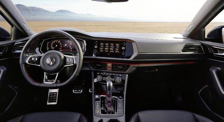Carro conta com sistema de som Beats com seis alto-falantes