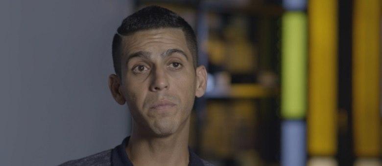 Jeyson Moreira alega que é inocente da acusação de roubar motorista de aplicativo