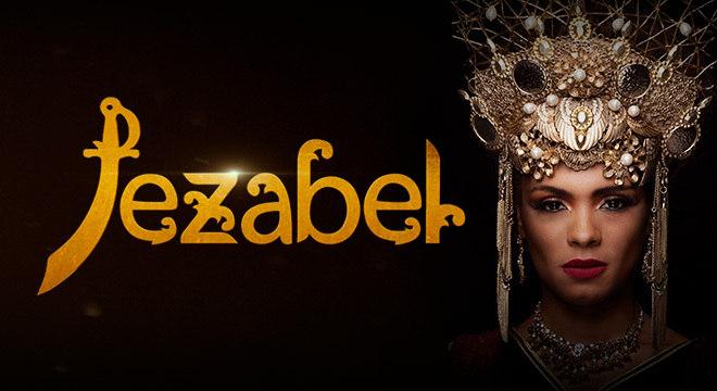 Lidi Lisboa vive a protagonista Jezabel na macrossérie da Record TV