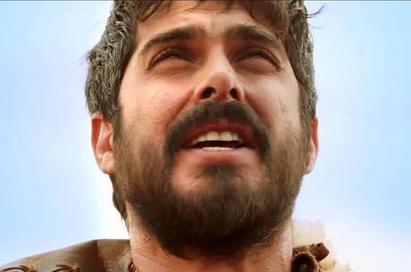 A cena do Monte Carmelo foi marcante para o ator