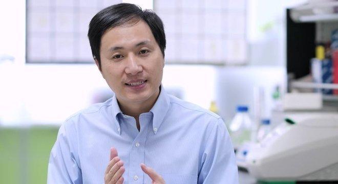 He Jiankui causou polêmica ao anunciar mutação genética de duas bebês, para protegê-las do HIV