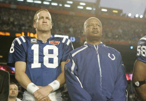 Jim Caldwell – ex-treinador de Detroit Lions e Indianapolis Colts: Teve anos consistentes em suas passagens na NFL. É reverenciado por sua capacidade ofensiva.