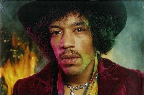 Jimi Hendrix ainda é um ícone da guitarra mundial
