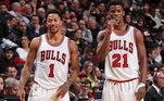 A carreira não só deu certo, quanto que ele foi escolhido no Draft por uma das maiores franquias da NBA em 2011, o Chicago Bulls. Pela equipe que teve Michael Jordan como astro, o americano mostrou seu talento, foi uma das grande estrelas e chegou ser considerado o melhor jogador da temporada em 2015