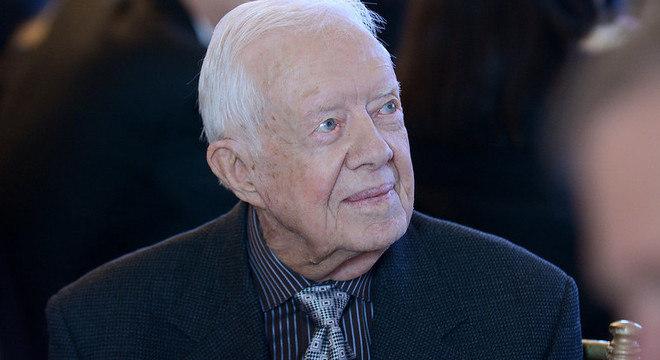 Jimmy Carter é ex-presidente mais longevo da história dos Estados Unidos